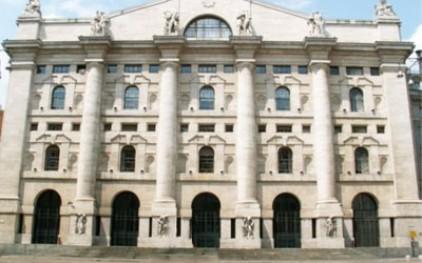 На Миланской бирже продолжается падение основных котировок