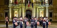 «Танцующий» оркестр из Италии - в Москве