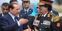 Берлускони заявил, что Каддафи дал приказ его убить