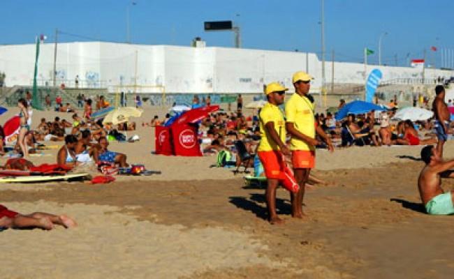 В июне и июле в Португалии утонули семь человек
