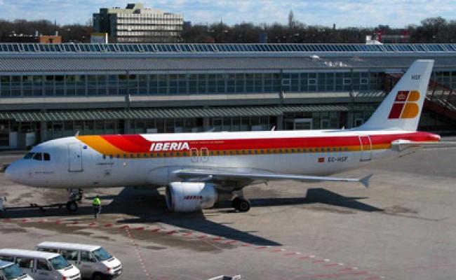 Большинство авиарейсов между Испанией и Португалией отменены