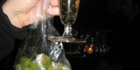 Жители юга Испании встретили новый год в ночь на воскресенье
