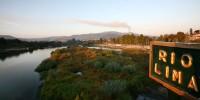 Опасная бактерия угрожает португальской реке
