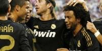 Мадридский «Реал» разгромил «Сарагосу» в чемпионате Испании по футболу