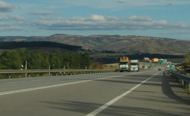 Автострада пришла в португальскую Брагансу