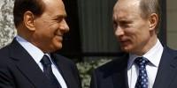 Путин похвалил Берлускони за «финансовый маневр»