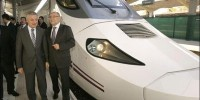 Испания провела испытания уникального поезда