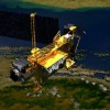 Спутник UARS упал в северной части Тихого океана