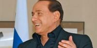 Путин поздравил Берлускони с днем рождения по телефону