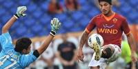 Футболисты «Ромы» обыграли «Аталанту» в чемпионате Италии