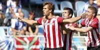 Футболисты «Атлетика» обыграли «Реал Сосьедад» в чемпионате Испании