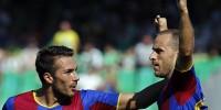 «Леванте» вышел в лидеры чемпионата Испании по футболу