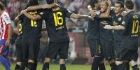 «Барселона» вышла в лидеры чемпионата Испании по футболу