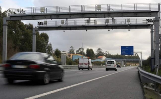 Движение на ранее бесплатных шоссе на Севере Португалии  упало на 37%