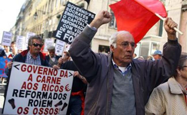 В Португалии уйти на пенсию в 55 лет станет невозможно
