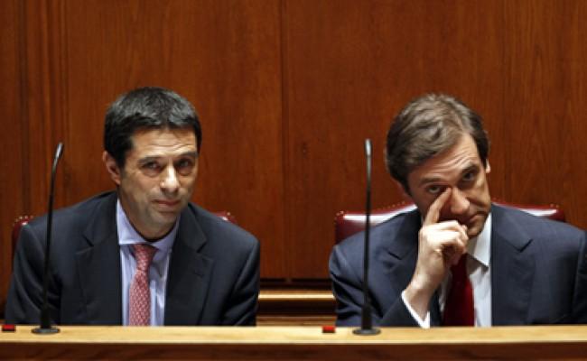 Бюджет-2012: Португалию ждут тяжелые времена
