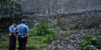 Древнеримская стена обрушилась в Помпеях
