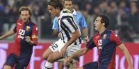 «Ювентус» и «Дженоа» сыграли вничью в матче итальянской серии А