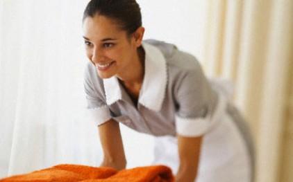 Новшество в Испании для домашних работниц