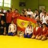 Чемпионат по самбо в Мадриде завершился триумфом россиян