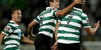 «Спортинг» поднялся на третье место в чемпионате Португалии по футболу