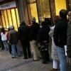 В Испании уровень безработицы вырос до 21,5%