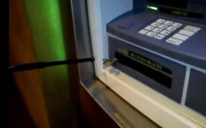 В Испании в банкомате вместо денег выползла змея