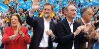 Народная партия уверенно лидирует на выборах в Испании