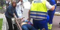 В Испании мужчина напал с ножом на пассажиров метро