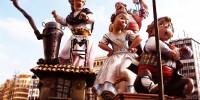 В Валенсии 15-19 марта пройдет праздник Las Fallas