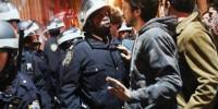 Около 100 участников акции «Захвати Уолл-стрит» арестованы
