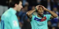 «Барселона» потерпела первое поражение в чемпионате Испании по футболу