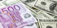 Евро продолжает дешеветь к доллару на заявлениях Moody's