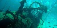 Военные корабли Испании ищут сокровища