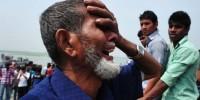 Число жертв крушения парома в Бангладеш превысило 100 человек