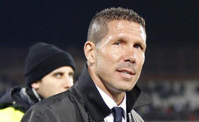 Диего Симеоне намерен вернуть былую славу футбольному клубу «Атлетико»