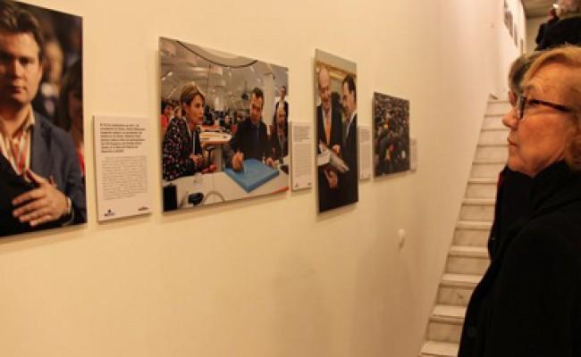 Фотовыставка РИА Новости об истории России открылась в Мадриде