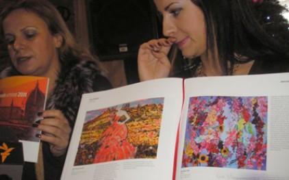 Львовская художница стала лауреатом биеннале во Флоренции