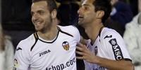 «Валенсия» победила «Севилью» в матче Кубка Испании по футболу