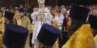Русская православная церковь встречает Рождество Христово