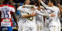 Футболисты «Реала» разгромили «Гранаду» в матче чемпионата Испании