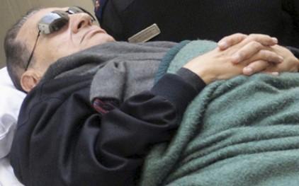 Париж выступает против смертной казни Мубарака