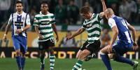 «Спортинг» не смог обыграть «Порту» в чемпионате Португалии