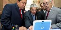 Уго Чавес собирается посетить Португалию