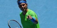 Рафаэль Надаль вышел в четвертьфинал Australian Open