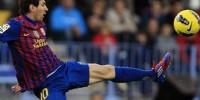 Хет-трик Месси помог «Барселоне» разгромить «Малагу» в Примере