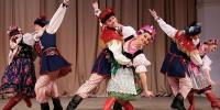 Моисеевский ансамбль народного танца отмечает 75-летний юбилей