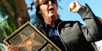 Пол Маккартни последним из «битлов» обрел звезду на Аллее славы Голливуда