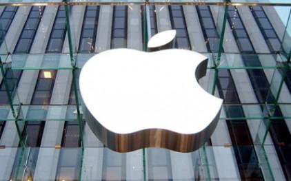 Акции Apple рекордно подорожали