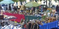 «Воровской» рынок в Лиссабоне